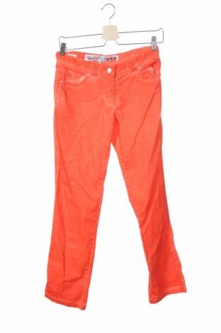 Παιδικό παντελόνι Million X, Μέγεθος 12-13y/ 158-164 εκ., Χρώμα Πορτοκαλί, 98% βαμβάκι, 2% ελαστάνη, Τιμή 1,59€