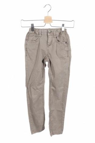 Παιδικό παντελόνι S.Oliver, Μέγεθος 7-8y/ 128-134 εκ., Χρώμα  Μπέζ, 98% βαμβάκι, 2% ελαστάνη, Τιμή 12,41€