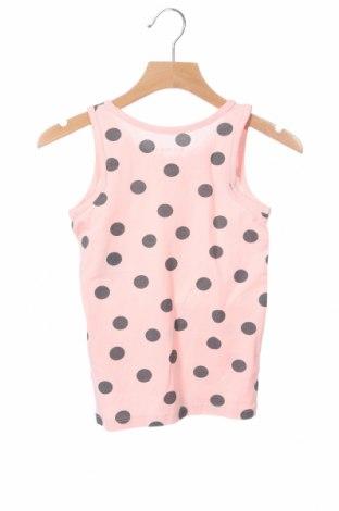 Μπλουζάκι αμάνικο παιδικό Name It, Μέγεθος 2-3y/ 98-104 εκ., Χρώμα Ρόζ , 95% βαμβάκι, 5% ελαστάνη, Τιμή 9,41€