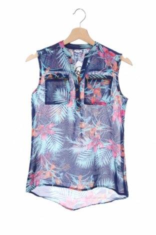 Μπλουζάκι αμάνικο παιδικό Stop+Go, Μέγεθος 10-11y/ 146-152 εκ., Χρώμα Πολύχρωμο, Πολυεστέρας, Τιμή 10,39€