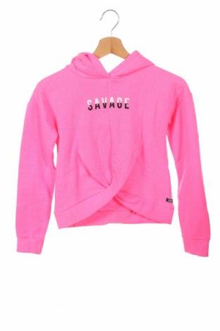 Παιδικό φούτερ Cars Jeans, Μέγεθος 11-12y/ 152-158 εκ., Χρώμα Ρόζ , 60% βαμβάκι, 40% πολυεστέρας, Τιμή 10,18€