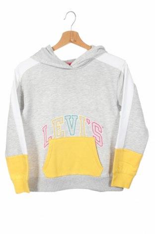 Παιδικό φούτερ Levi's, Μέγεθος 11-12y/ 152-158 εκ., Χρώμα Γκρί, 60% βαμβάκι, 40% πολυεστέρας, Τιμή 14,89€