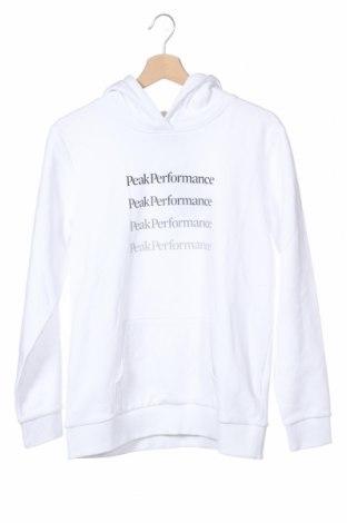 Παιδικό φούτερ Peek Performance, Μέγεθος 15-18y/ 170-176 εκ., Χρώμα Λευκό, 80% βαμβάκι, 20% πολυεστέρας, Τιμή 18,35€