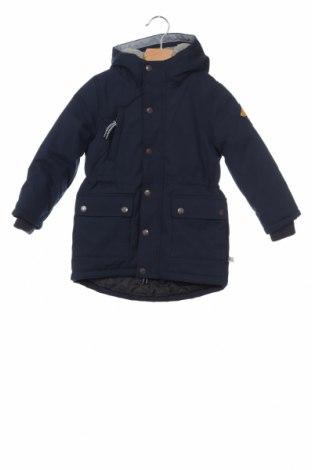 Παιδικό μπουφάν Noppies, Μέγεθος 18-24m/ 86-98 εκ., Χρώμα Μπλέ, Πολυεστέρας, Τιμή 35,24€