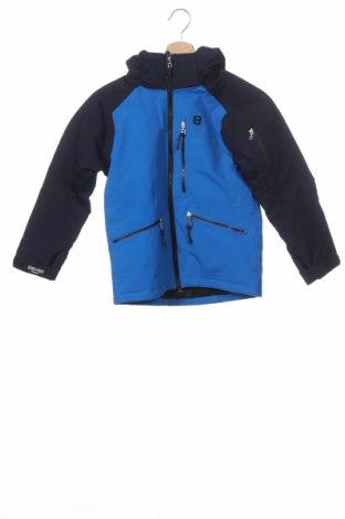 Παιδικό μπουφάν για χειμερινά σπο 8848 Altitude, Μέγεθος 7-8y/ 128-134 εκ., Χρώμα Μπλέ, Πολυαμίδη, Τιμή 37,97€