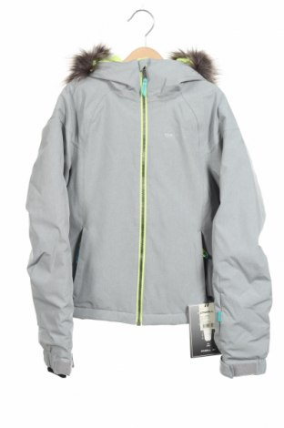 Παιδικό μπουφάν για χειμερινά σπο O'neill, Μέγεθος 8-9y/ 134-140 εκ., Χρώμα Γκρί, 100% πολυεστέρας, Τιμή 38,95€