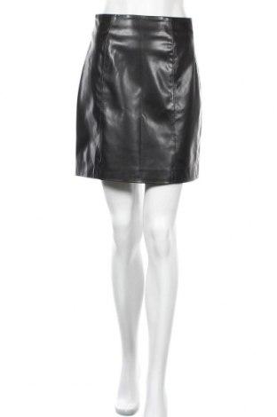 Δερμάτινη φούστα Freaky Nation, Μέγεθος S, Χρώμα Μαύρο, Δερματίνη, Τιμή 7,79€
