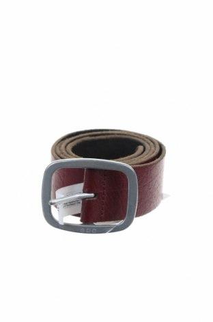 Ζώνη Edc By Esprit, Χρώμα Κόκκινο, Γνήσιο δέρμα, Τιμή 14,84€