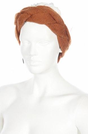 Κεφαλόδεσμος Review, Χρώμα Καφέ, 85% πολυακρυλικό, 6% πολυαμίδη, 5% μαλλί από αλπακά, 4% πολυεστέρας, Τιμή 6,60€