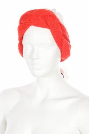 Κεφαλόδεσμος Review, Χρώμα Κόκκινο, 85% πολυακρυλικό, 6% πολυαμίδη, 5% μαλλί από αλπακά, 4% πολυεστέρας, Τιμή 6,60€