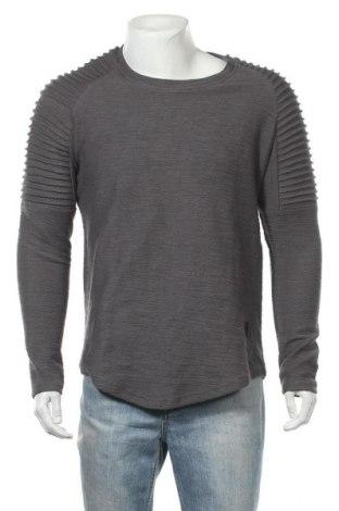 Ανδρική μπλούζα, Μέγεθος L, Χρώμα Γκρί, Βαμβάκι, Τιμή 16,65€