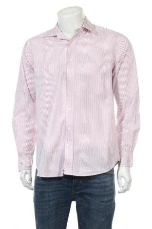 Ανδρικό πουκάμισο, Μέγεθος M, Χρώμα Βιολετί, Τιμή 1,59€