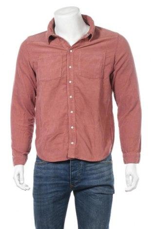 Ανδρικό πουκάμισο BDG, Μέγεθος L, Χρώμα Ρόζ , Βαμβάκι, Τιμή 11,86€