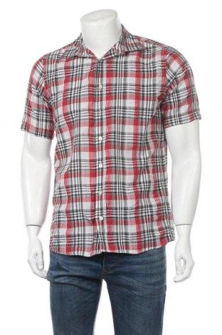 Мъжка риза Biaggini, Размер M, Цвят Многоцветен, 60% памук, 40% полиестер, Цена 13,23лв.
