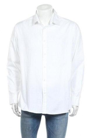 Мъжка риза Bogner, Размер XL, Цвят Бял, Цена 50,40лв.