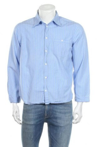 Мъжка риза Bon'a Parte, Размер S, Цвят Син, Памук, Цена 13,97лв.