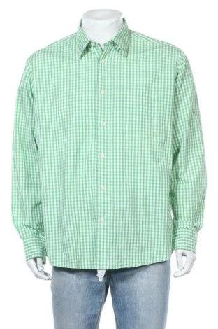 Мъжка риза Cool Water, Размер XL, Цвят Зелен, Памук, Цена 17,96лв.