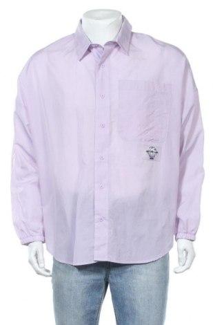 Мъжка риза Jaded London, Размер M, Цвят Лилав, Цена 28,00лв.