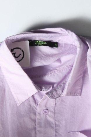 Мъжка риза Jaded London, Размер M, Цвят Лилав, Цена 3,00лв.