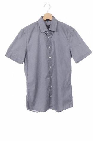 Мъжка риза Jake*s, Размер S, Цвят Син, Памук, Цена 13,00лв.