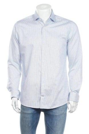Ανδρικό πουκάμισο Joop!, Μέγεθος L, Χρώμα Λευκό, Βαμβάκι, Τιμή 50,80€