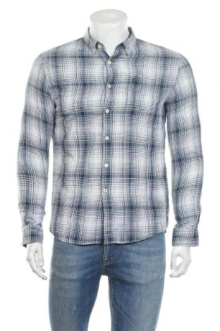 Ανδρικό πουκάμισο Pier One, Μέγεθος S, Χρώμα Μπλέ, Βαμβάκι, Τιμή 1,97€