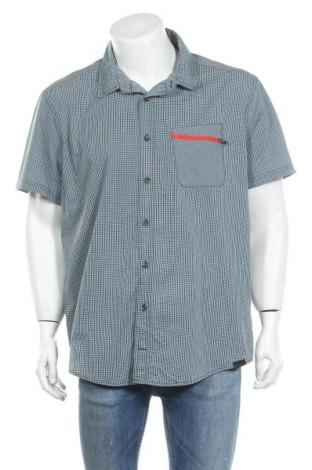 Мъжка риза Quechua, Размер L, Цвят Многоцветен, Цена 16,80лв.