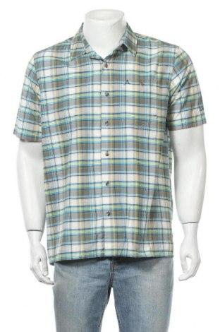 Мъжка риза Schoffel, Размер L, Цвят Многоцветен, 65% памук, 35% полиестер, Цена 15,02лв.