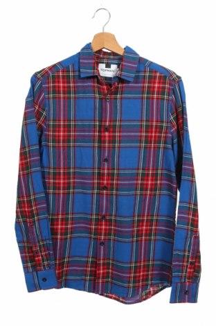 Мъжка риза Topman, Размер XS, Цвят Многоцветен, Памук, Цена 11,44лв.