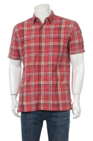Мъжка риза Vittorio Rossi, Размер M, Цвят Многоцветен, 63% полиамид, 37% полиестер, Цена 7,14лв.