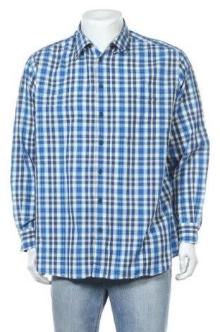 Мъжка риза Walbusch, Размер XXL, Цвят Многоцветен, Памук, Цена 16,07лв.