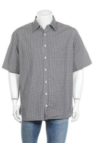 Мъжка риза Walbusch, Размер XL, Цвят Черен, Памук, Цена 15,17лв.