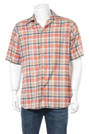 Мъжка риза Walbusch, Размер M, Цвят Многоцветен, Памук, Цена 14,28лв.