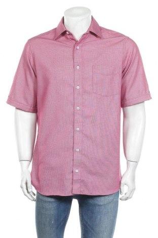 Мъжка риза Walbusch, Размер M, Цвят Розов, Памук, Цена 8,40лв.