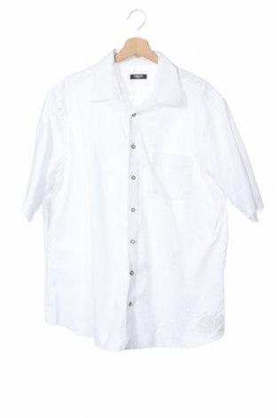 Мъжка риза Walbusch, Размер XL, Цвят Бял, Памук, Цена 16,96лв.