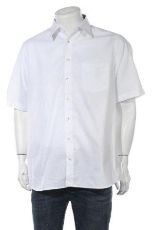 Мъжка риза Walbusch, Размер L, Цвят Бял, Памук, Цена 15,12лв.