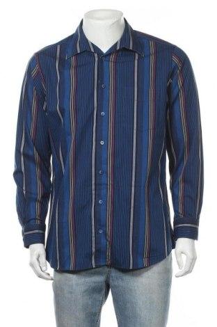 Мъжка риза Walbusch, Размер L, Цвят Многоцветен, Памук, Цена 16,07лв.