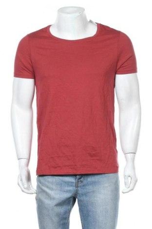 Ανδρικό t-shirt ASOS, Μέγεθος M, Χρώμα Κόκκινο, Βαμβάκι, Τιμή 9,87€
