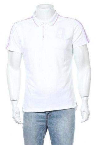 Ανδρικό t-shirt Bjorn Borg, Μέγεθος M, Χρώμα Λευκό, Πολυεστέρας, Τιμή 7,42€