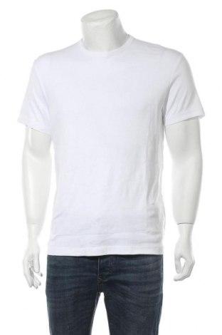 Ανδρικό t-shirt Mustang, Μέγεθος XL, Χρώμα Λευκό, Βαμβάκι, Τιμή 6,16€