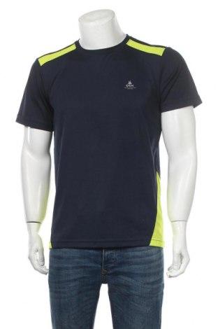 Мъжка тениска Ock, Размер M, Цвят Син, Полиестер, Цена 6,25лв.