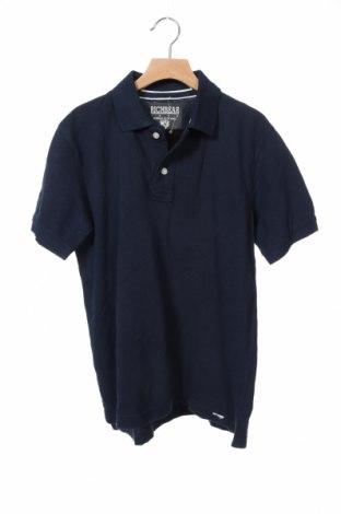 Ανδρικό t-shirt Rich Bear, Μέγεθος S, Χρώμα Μπλέ, Βαμβάκι, Τιμή 5,77€
