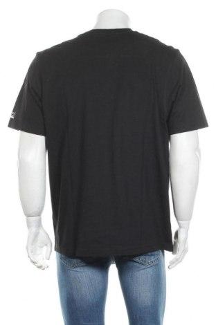 Мъжка тениска Signal, Размер L, Цвят Черен, Памук, Цена 25,50лв.