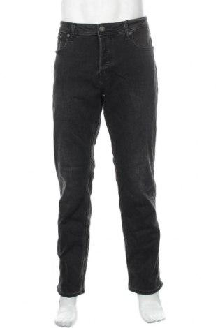 Мъжки дънки Jack & Jones, Размер L, Цвят Сив, Цена 31,27лв.