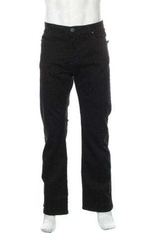 Мъжки дънки Ltb, Размер L, Цвят Черен, 92% памук, 6% полиестер, 2% еластан, Цена 37,95лв.