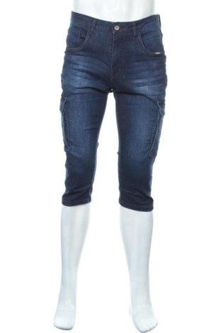 Мъжки къс панталон Accanto, Размер M, Цвят Син, Цена 17,96лв.