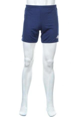 Ανδρικό κοντό παντελόνι Adidas, Μέγεθος XS, Χρώμα Μπλέ, Πολυεστέρας, Τιμή 5,84€