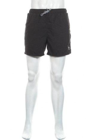 Ανδρικό κοντό παντελόνι Tu, Μέγεθος M, Χρώμα Μαύρο, Πολυεστέρας, Τιμή 9,10€