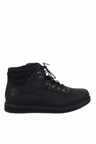 Мъжки обувки Timberland, Размер 43, Цвят Черен, Естествена кожа, текстил, Цена 171,75лв.