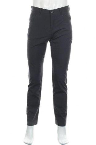Мъжки панталон Alberto, Размер M, Цвят Син, 69% полиестер, 29% вискоза, 2% еластан, Цена 12,25лв.